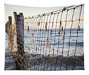 Seaside Nets Tapestry