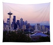 Seattle Dawning Tapestry