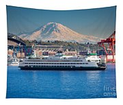 Seattle Harbor Tapestry