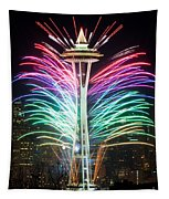 Seattle New Year Tapestry