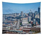 Seattle Waterfront Tapestry