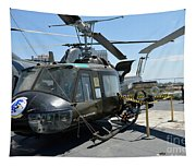Seawolves Uh-1 Tapestry