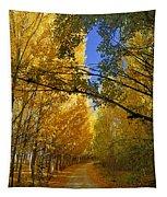 Autumn Secrets Tapestry