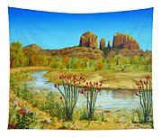 Sedona Arizona Tapestry