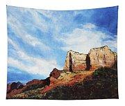 Sedona Mountains Tapestry