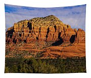 Sedona Rock Formations Tapestry