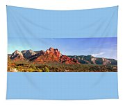 Sedona Rocky Cathedral Tapestry