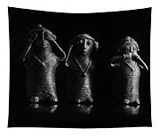 See No Evil Hear No Evi Speak No Evil 2 Tapestry