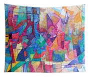 Seeking The Path To The Next World 1 Tapestry