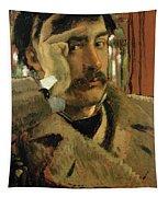 Self Portrait, C.1865 Panel Tapestry