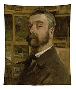 Self Portrait, C.1884 Tapestry