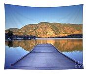 September 1st At Skaha Lake Tapestry
