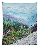 Sequoia National Park Tapestry