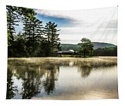 Serene Morning Tapestry
