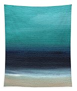 Serenity- Abstract Landscape Tapestry