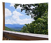 Serenity View Tapestry
