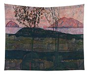 Setting Sun Tapestry