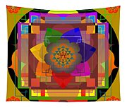Seven Rays Of Healing 2013 Tapestry