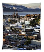 Sf View Tapestry