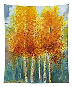 Shades Of Autumn Tapestry