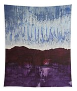 Shades Of New Mexico Original Painting Tapestry