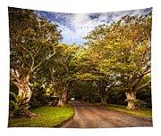 Shady Lane Tapestry