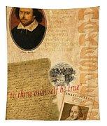 Shakespeare 2 Tapestry