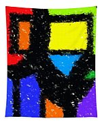Shapes 8 Tapestry