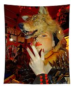 She Wolf Tapestry