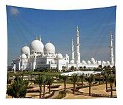 Sheikh Zayed Bin Sultan Al Nahyan Grand Tapestry