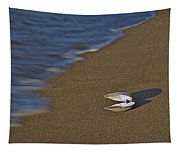 Shell By The Shore Tapestry