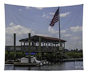 Shem Creek Bar And Grill Tapestry