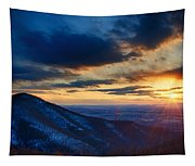 Shenandoah Sunset Tapestry