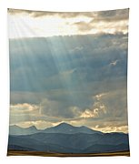 Shining Down Tapestry