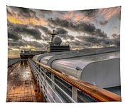 Ship Deck Tapestry