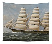 Ship Tapestry