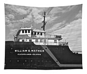 Ship Shape Tapestry