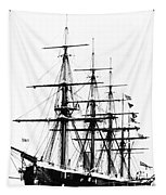 Ships Hms 'agincourt Tapestry
