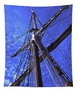 Ships Rigging - 2 Tapestry