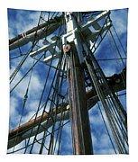Ships Rigging Tapestry