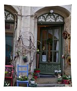 Shop Entrance Historic District Tapestry