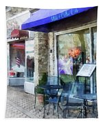 Shopfront - Music And Coffee Cafe Tapestry