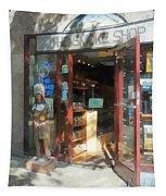 Shopfronts - Smoke Shop Tapestry