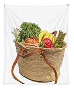 Shopping For Orrganic Fruit And Vegetables  Tapestry