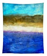 Shoreline Abstract Tapestry