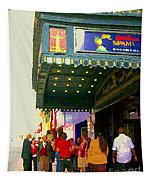 Showtime Toronto's Broadway Monty Python Spamalot Theatre District The Plays The Thing City Scenes Tapestry