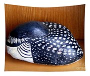 Shy Loon Rock Tapestry