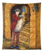 Sicilian Ciaramella Tapestry