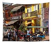 Siem Reap 03 Tapestry