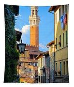 Siena Streets Tapestry